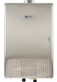 Noritz NC380 (N-1321M) Series ASME Tankless Water Heater